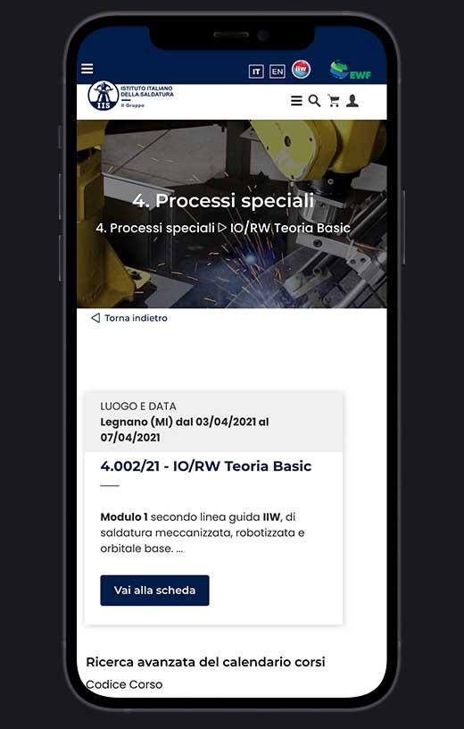 applicazione mobile spedizioni